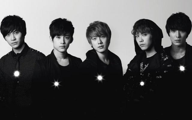FTISLAND cover k 9. japonskému singlu Polar Star