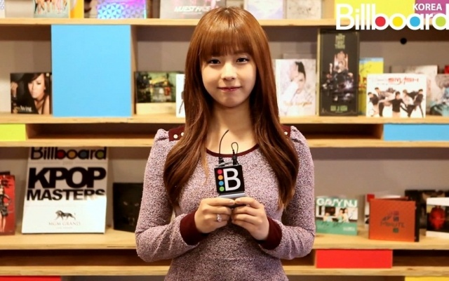 "JUNIEL pro ""Billboard Korea"""