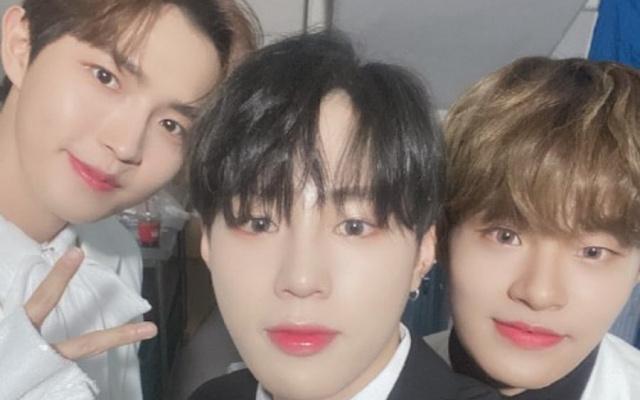 Kim Jaehwan, Ha Sungwoon, Lee Daehwi