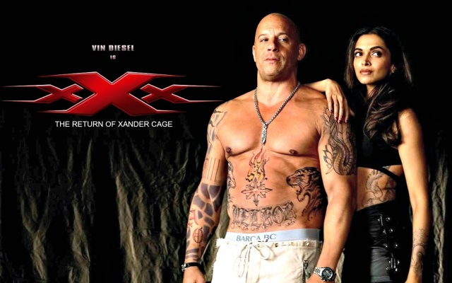 Vin Diesel a Deepika Padukone