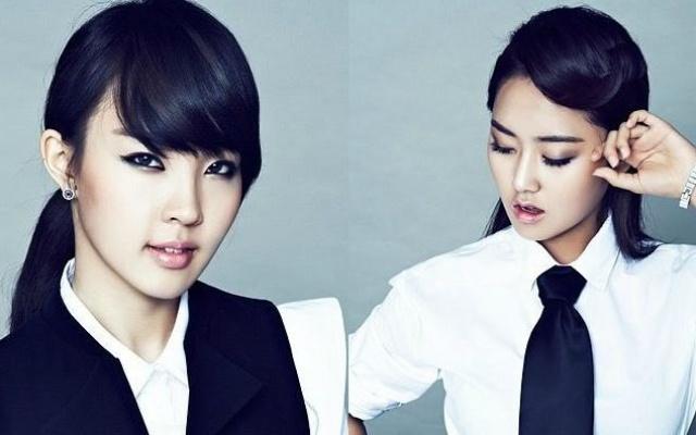 JiYoon a Gayoon