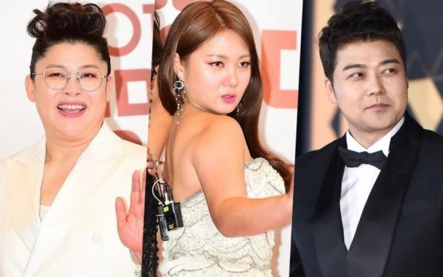 Lee Young Ja, Park Na Rae, Jun Hyun Moo