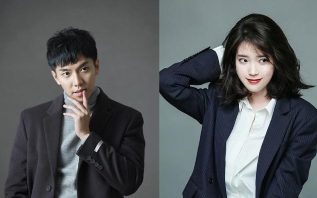 Lee Seung Gi a IU