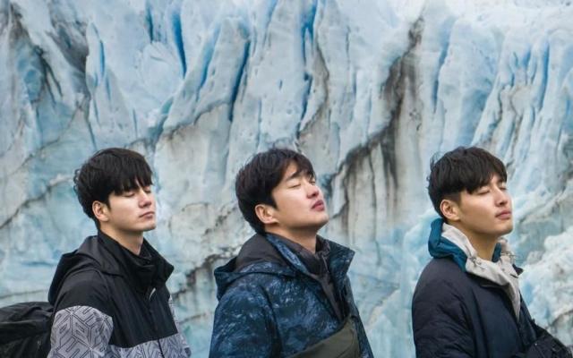 Ong Seong Wu, Ahn Jae Hong, Kang Ha Neul