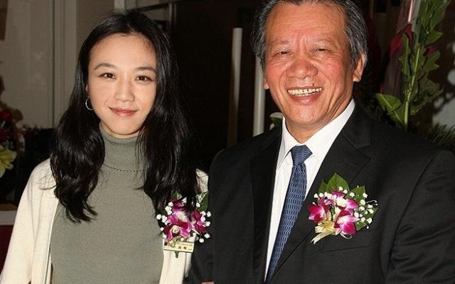 Tang Wei a její otec