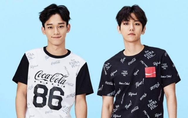 Chen a Baekhyun