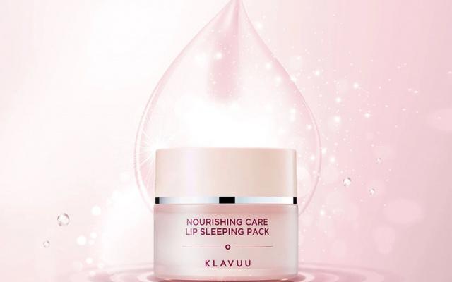 Nourishing Care Lip Sleeping Pack od KLAVUU