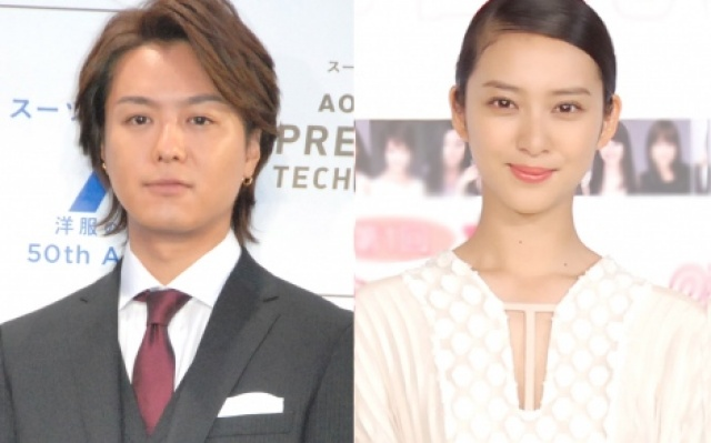 Japonský spevák TAKAHIRO a japonská herečka Emi Takei