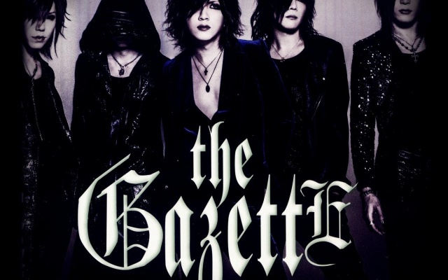 the GazettE band-Division