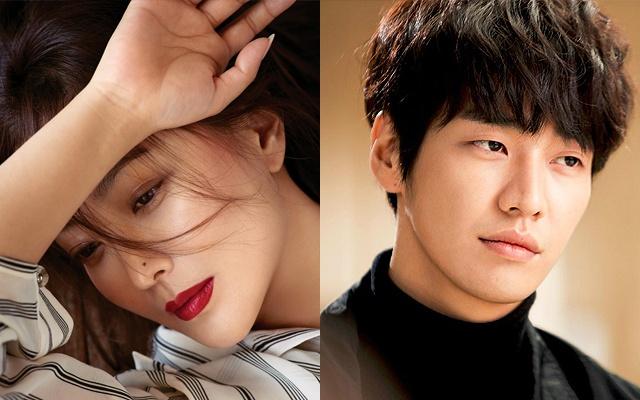 Kim Hee Sun a Kim Young Kwang
