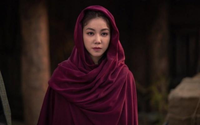 Kórejská herečka Kim Ok Bin