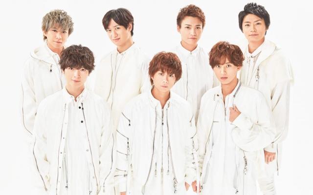 Japonská chlapčenská skupina Kis-My-Ft2