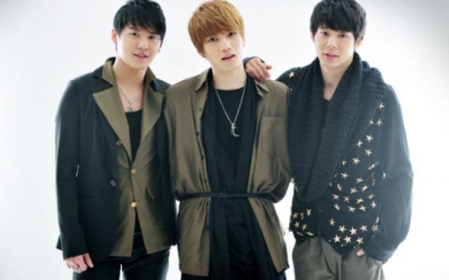 JYJ (Junsu, Jaejoong, Yoochun)