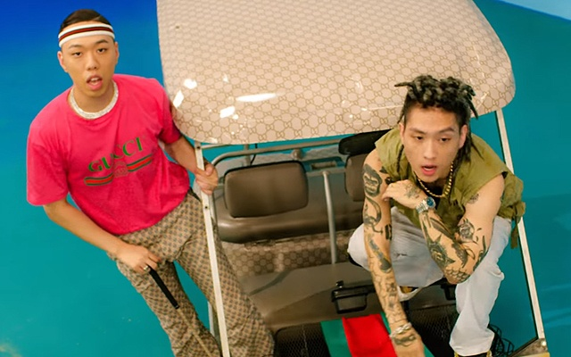 BewhY - 9UCCI BANK feat. Dok2