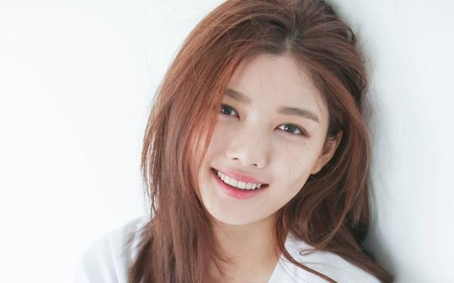 Kórejská herečka Kim Yoo Jung