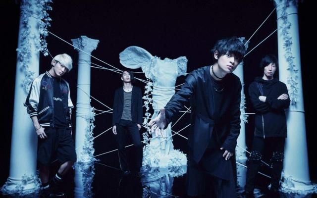 Japonská alternative rocková kapela THE ORAL CIGARETTES