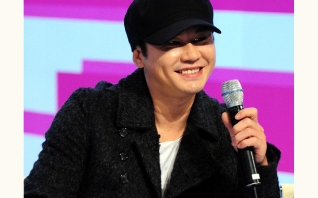 CEO Yang Hyun Suk
