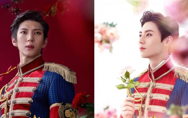 Leo a Minhyun