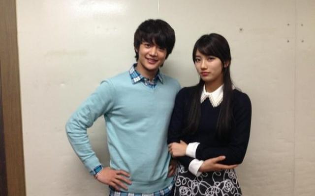 SHINee Minho a miss A Suzy