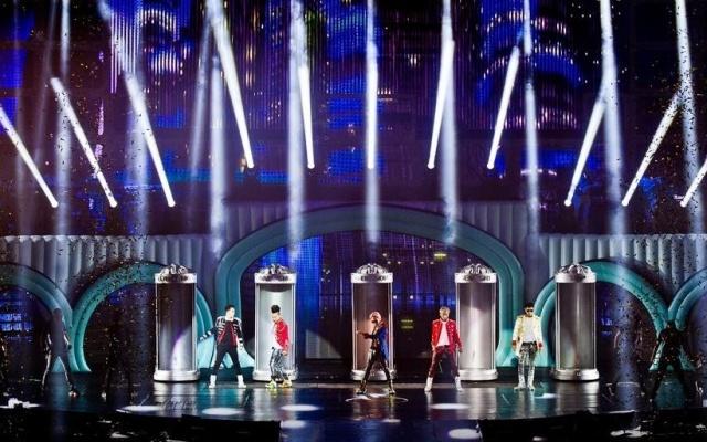 BigBang Alive Galaxy tour 2012