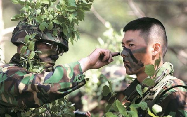 Hyun Bin v armádě