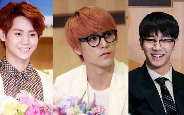 Yo Seop, Dong Woon, Gi Kwang