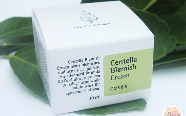 Centella Blemish Cream od COSRX