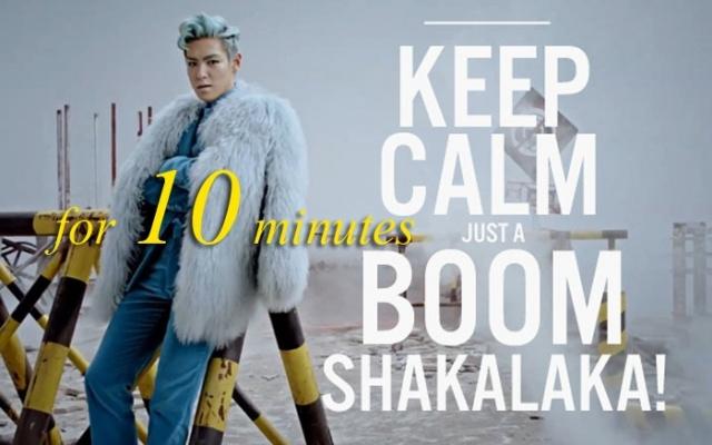 T.O.P - Fantastic Baby / Boom Shakalaka