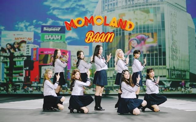 MOMOLAND - [BAAM] -japonská verze-