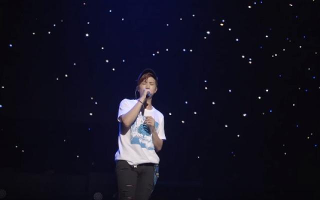 Wooyoung - 天の川 ~GALAXY~ (Milky Way – Galaxy)