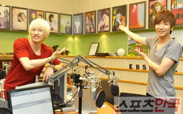 Eunhyuk a Leeteuk