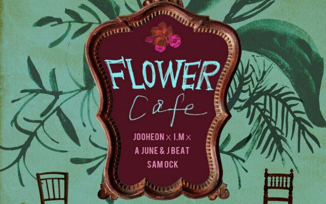 Jooheon - Flower Cafe