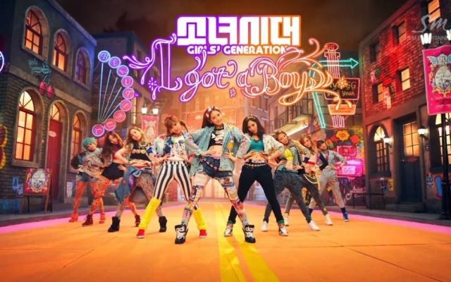 Girls′ Generation - I Got A Boy