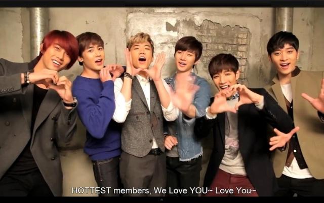 členové 2PM