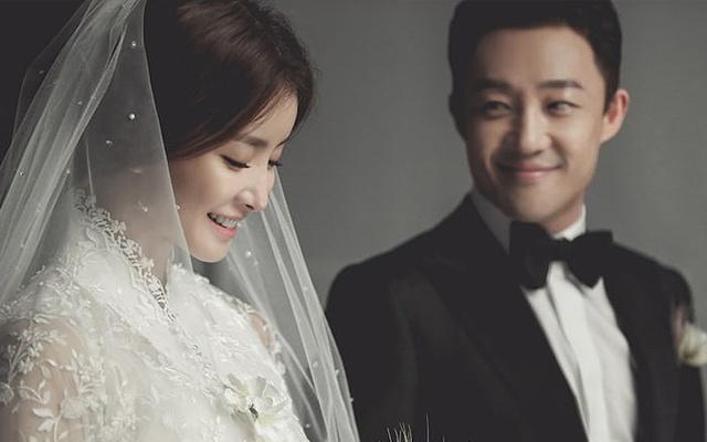Lee Si Young so svojim manželom