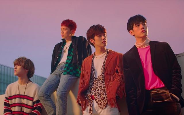 Kórejská rocková kapela N.Flying