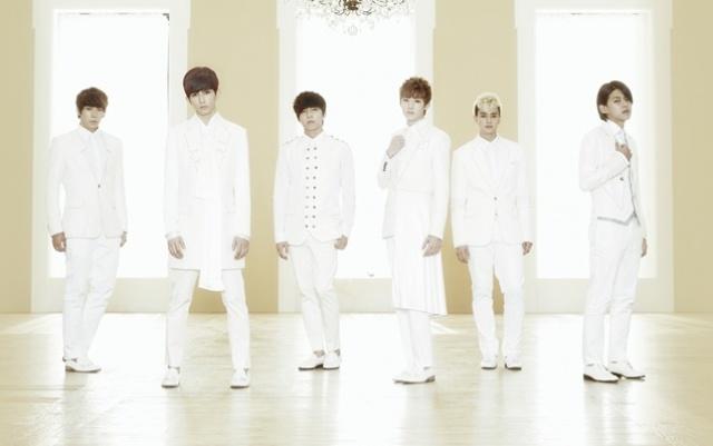 U-KISS - Distance (5. japonský singl)