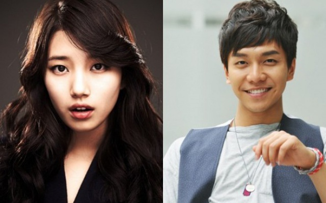Bae Su Ji (Suzy) a Lee Seung Gi
