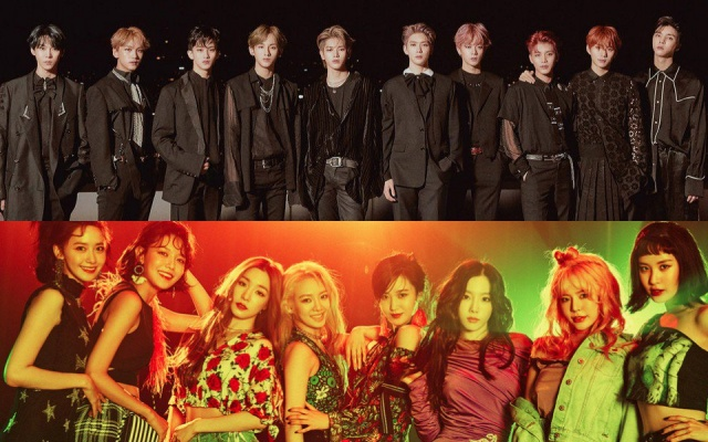NCT a Girls′ Generation