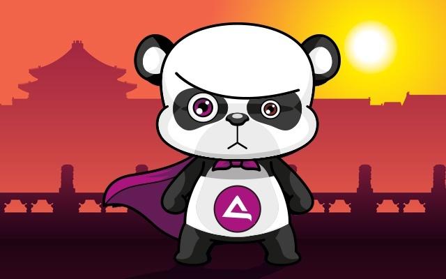 AsianStyle Panda