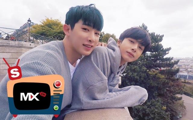 Wonho, Hyungwon