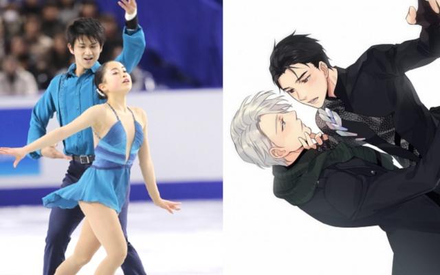 Miu Suzaki & Ryuichi Kihara