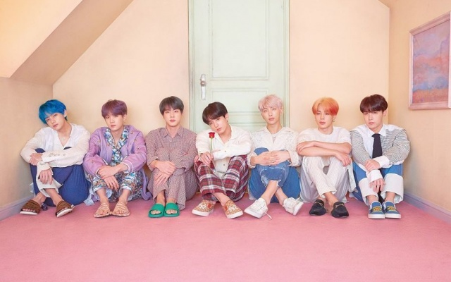 Kórejská skupina BTS