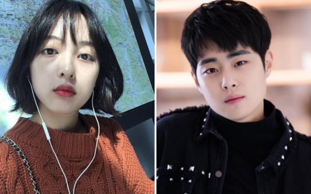 Kórejskí herci Kim Bo Ra a Jo Byeong Gyu