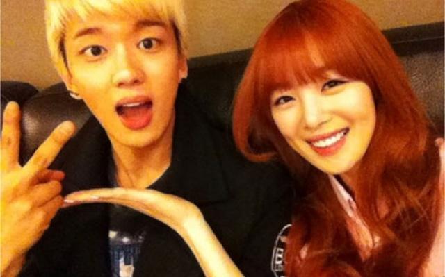 YoungJae a Sunhwa
