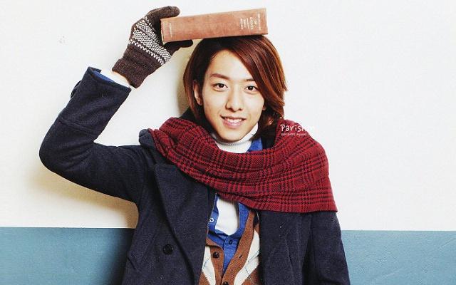 Lee Jung Shin pro Bang Bang