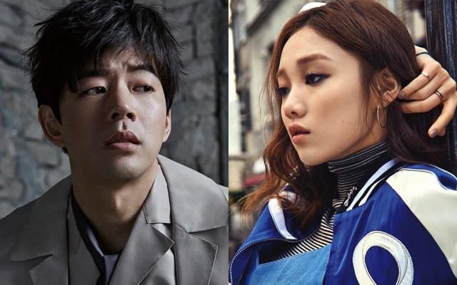 Lee Sang Yoon a Lee Sung Kyung