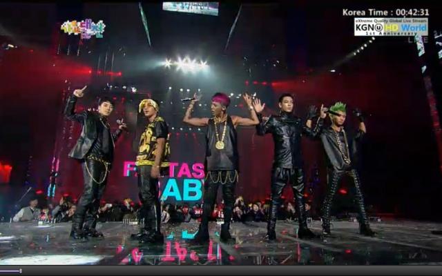 BIGBANG na Gayo Daejun
