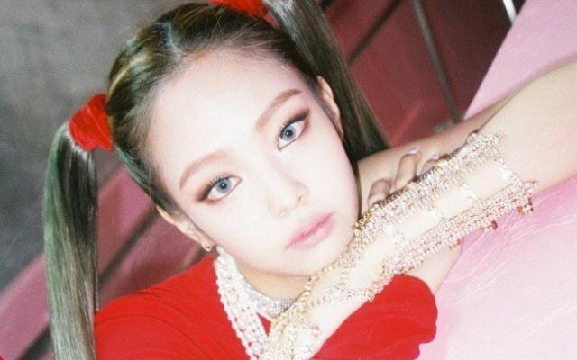 Black Pink comeback - Jennie