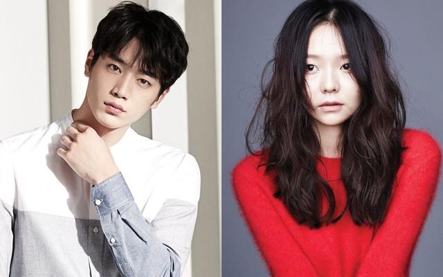 Seo Kang Joon a Esom